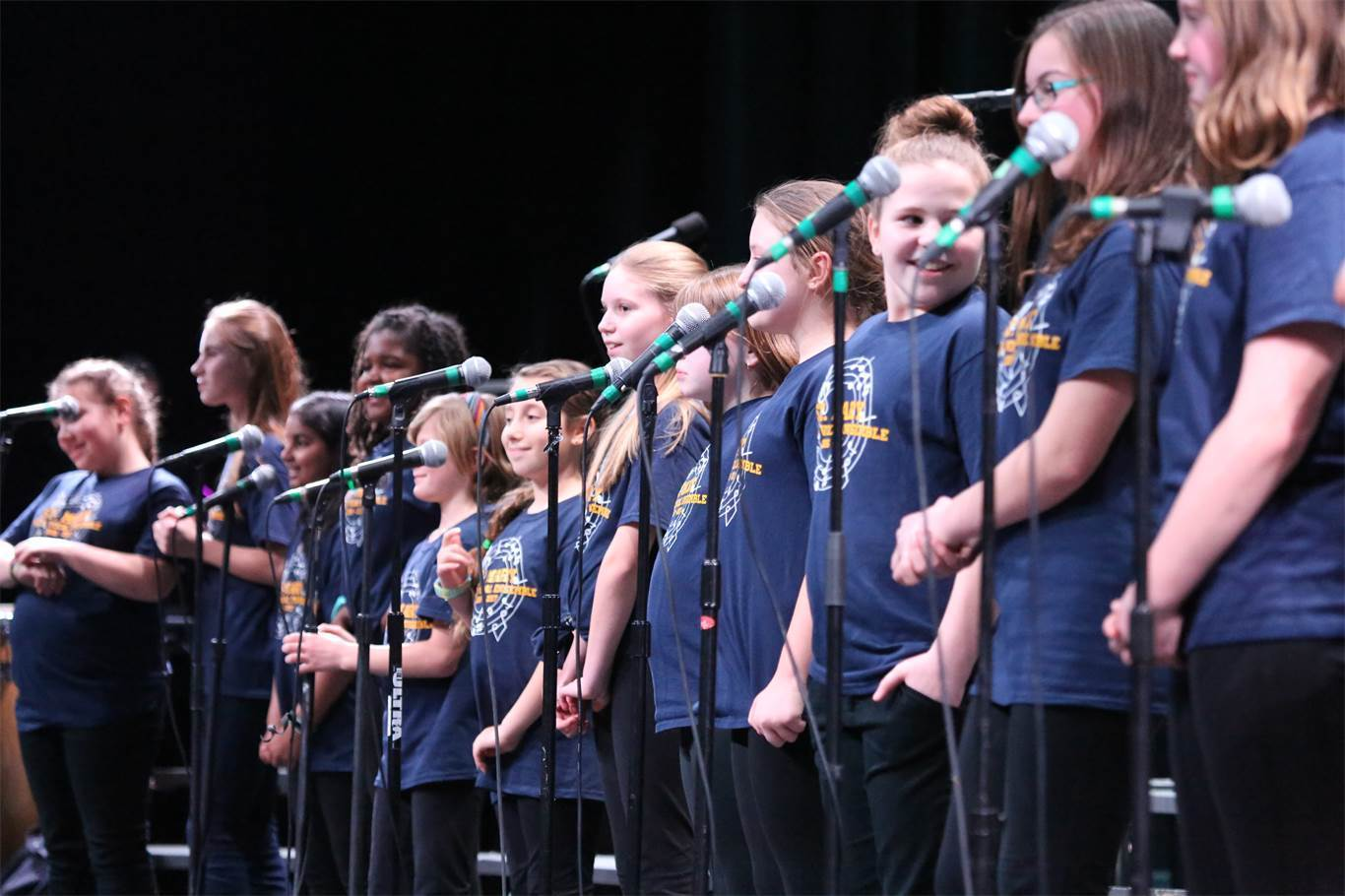 Join the Jr. Vocal Ensemble