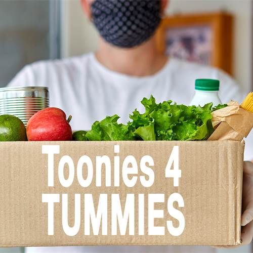 "Catholic Education Week kicks off with ""Toonies for Tummies"" campaign in support of local food banks"